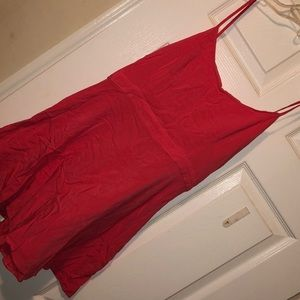 American Eagle Outfitters Dresses - American Eagle summer dress. Open back